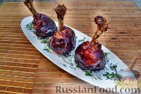 "Фото к рецепту: Куриные ""леденцы на палочке"""