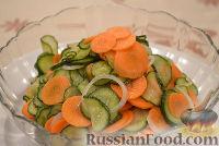 Фото к рецепту: Маринованный салат
