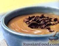 Фото к рецепту: Кофейный пудинг