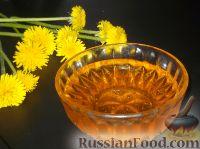 Фото к рецепту: Варенье из одуванчиков, или одуванчиковый мед