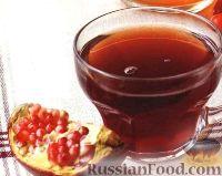 Фото к рецепту: Яблочно-гранатовый компот