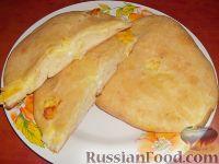 Фото к рецепту: Хачапури (5)
