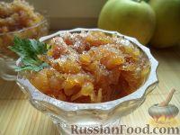 Фото к рецепту: Жареные яблоки