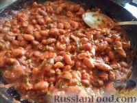 Фото приготовления рецепта: Лобио в томате - шаг №8