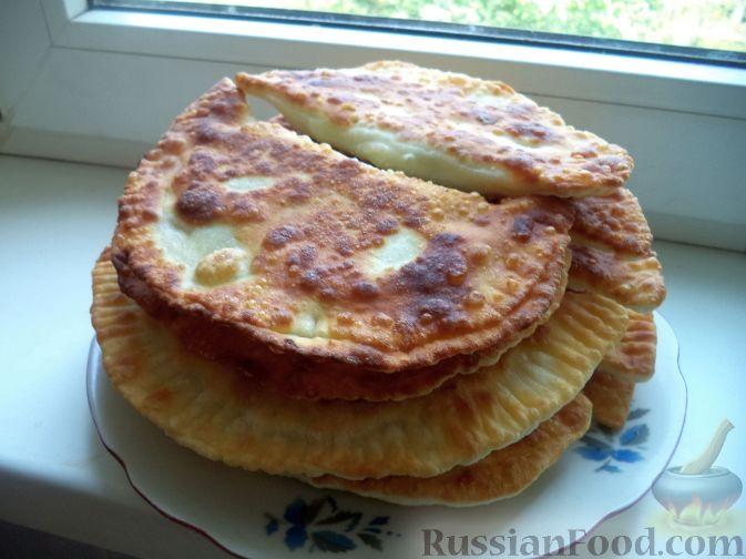 Фото приготовления рецепта: Толстые дрожжевые блины на молоке, манке и пшённой каше - шаг №5