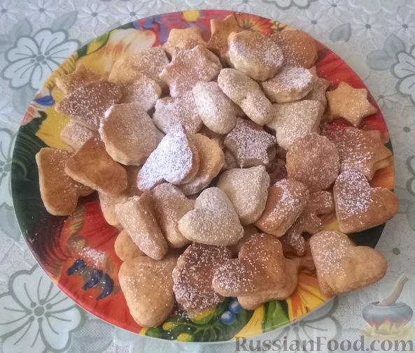 рецепт с фото печенье как в детстве рецепт