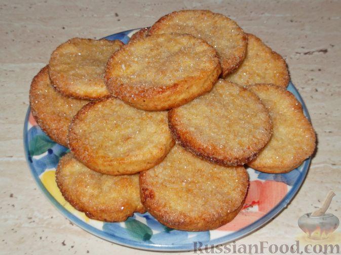 творожное печенье ракушка рецепт приготовления