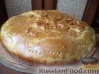 Фото к рецепту: Простой и быстрый пирог