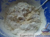 Фото приготовления рецепта: Простой и быстрый пирог - шаг №5
