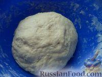 Фото приготовления рецепта: Простой и быстрый пирог - шаг №6