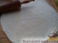 Фото приготовления рецепта: Простой и быстрый пирог - шаг №14
