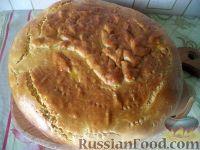 Фото приготовления рецепта: Простой и быстрый пирог - шаг №20