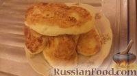 Фото к рецепту: Картофляники (картофельные зразы с фаршем)