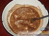 Фото приготовления рецепта: Пирог «Зебра» - шаг №5
