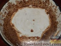 Фото приготовления рецепта: Пирог «Зебра» - шаг №6