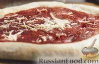 Фото к рецепту: Классический корж для пиццы