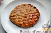 Фото к рецепту: Хачапури с сыром