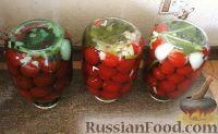 Фото приготовления рецепта: Помидоры сладкие на зиму - шаг №5