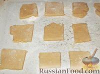 Фото приготовления рецепта: Песочное печенье - шаг №7