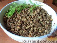 Фото к рецепту: Начинки для пирожков из печени