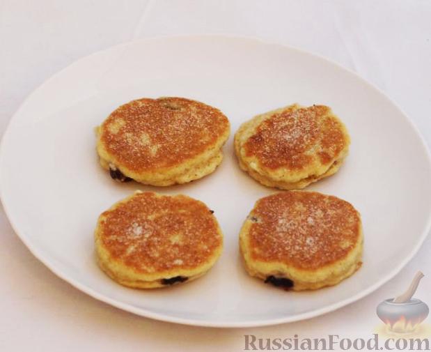 Рецепт Валлийское печенье