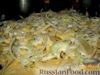 """Фото приготовления рецепта: Слоеная картошка """"На все случаи жизни"""" - шаг №4"""