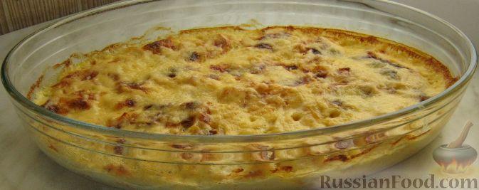 Рецепты картофеля с сыром