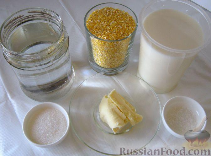 Каша из кукурузной муки рецепт