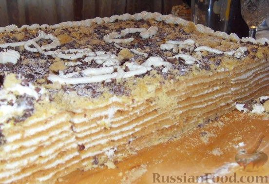 торт мягкий и нежный рецепт с фото