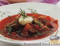 Фото к рецепту: Красный борщ