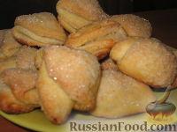 печенье из творога рецепт простой