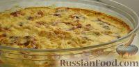 Фото к рецепту: Картофель, запеченный в духовке с сыром