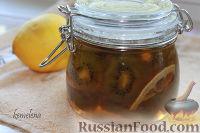 Фото к рецепту: Варенье из киви