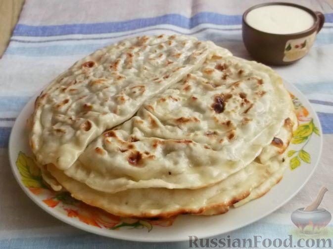 Кутабы по азербайджански рецепт