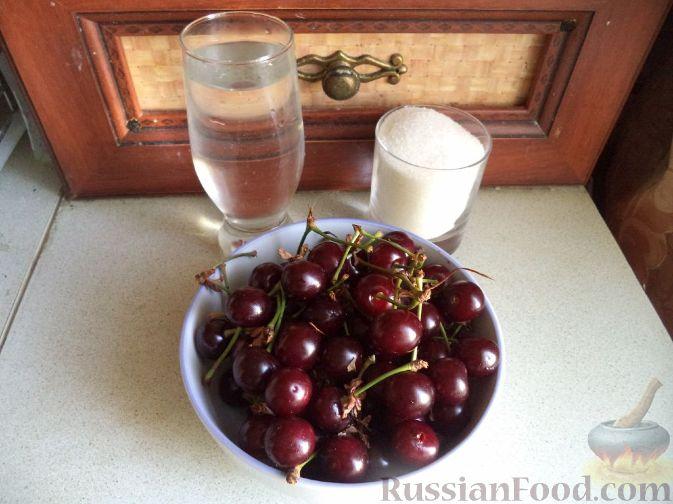 Как сделать вишневую наливку из вишневого варенья 55