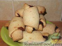 Фото к рецепту: Печенье «Дамские пальчики»