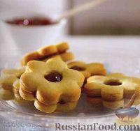 Рецепт печенья с вареньем быстрого приготовления авторынок тюнингованных авто в дагестане