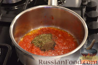 Куриные сердечки с томатами - рецепт пошаговый с фото