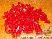 Фото приготовления рецепта: Рыба, запеченная с помидорами - шаг №6