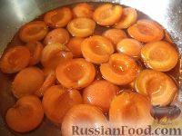 Фото к рецепту: Абрикосовое варенье половинками