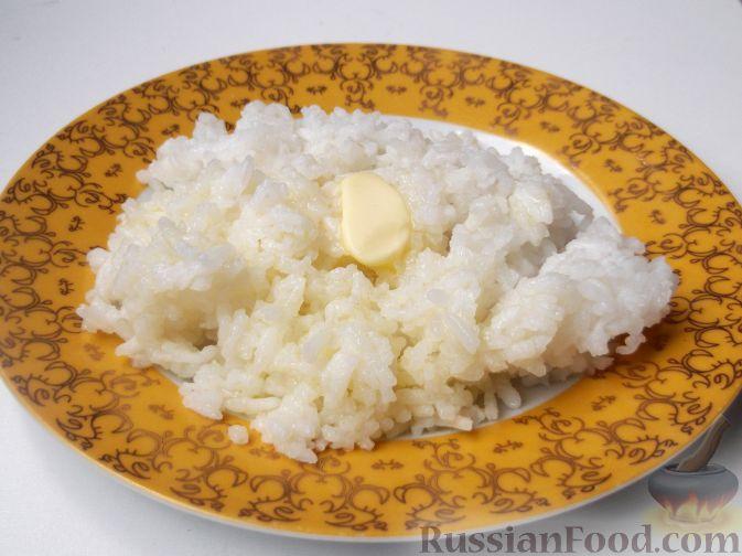 рецепт рисовой каши время приготовления
