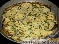 Фото к рецепту: Кабачки, запеченные в сметане