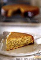 Фото к рецепту: Маковый пирог