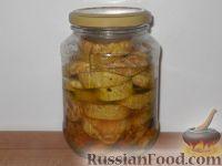 Фото к рецепту: Кабачки по-украински