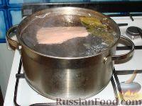 Фото к рецепту: Суп из семги