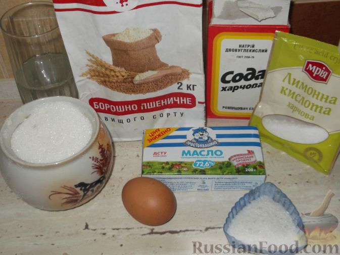 Тесто пресное сдобное рецепт