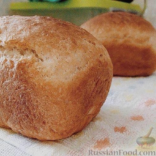 Хлеб в духовке рецепты простые на дрожжах пошагово в