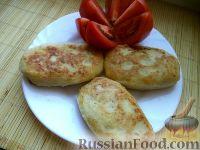 Фото к рецепту: Зразы картофельные с мясом