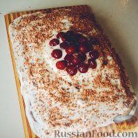 Фото приготовления рецепта: Торт из интересного бисквита - шаг №6