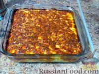 Фото к рецепту: Кабачки, запеченные с сыром